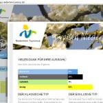 Niederrhein Tourismus Onlinegame Adsolution