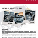 mustang jeans werbung print adsolution