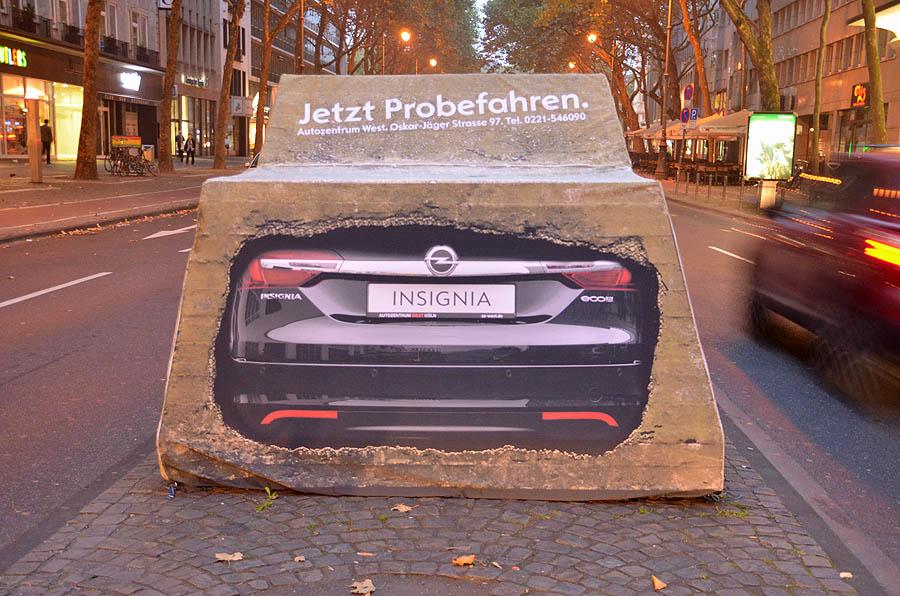 Pfiffige Werbung für Autohäuser und Autohändler. Ideen schlagen Budget!