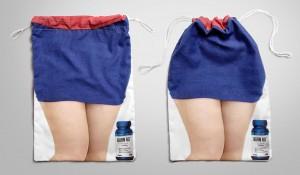 kreative Tragetasche Adsolution Werbeagentur