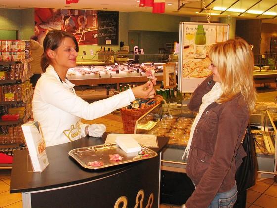 Verkostung und Verkauf von Parmaschinken im deutschen LEH