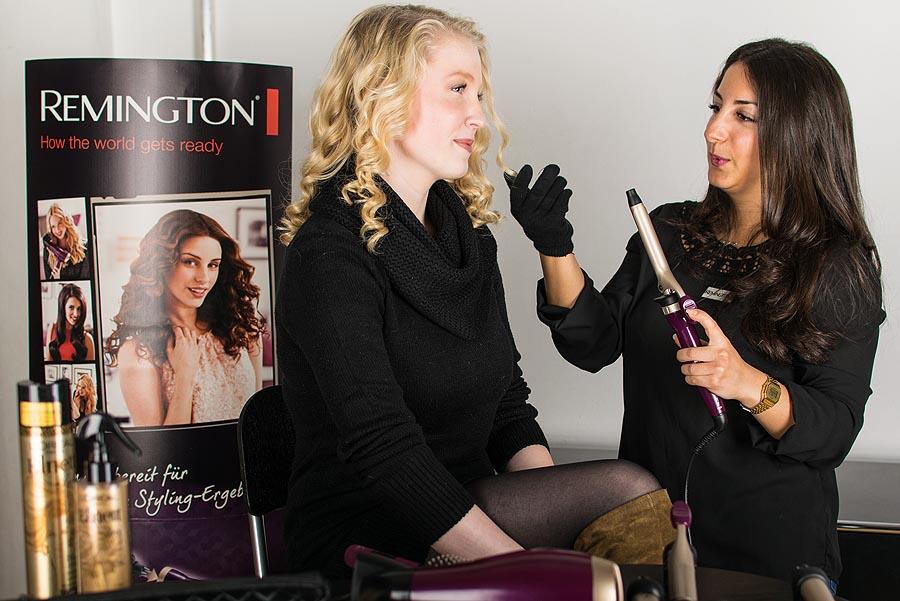 Remington Promotion – stylingaffine Mädels in München & Kassel gesucht