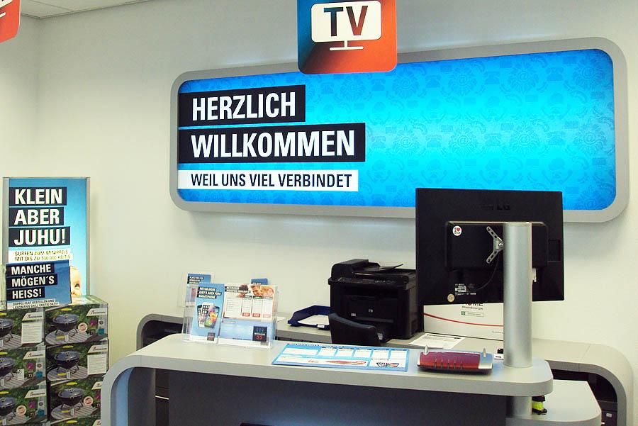 Verkaufsberater (m/w) für NetCologne Shops in Köln/Bonn gesucht