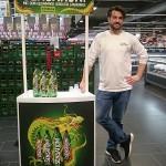 Sensation Drink Degustation Jamnica Adsolution