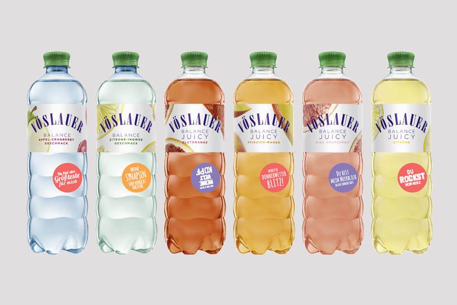 Kurzmeldung: Adsolution verkostet Vöslauer Mineralwasser im LEH