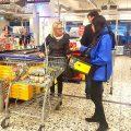 Kassenzonen Engel – Promotionaktion für Neukunde Metro