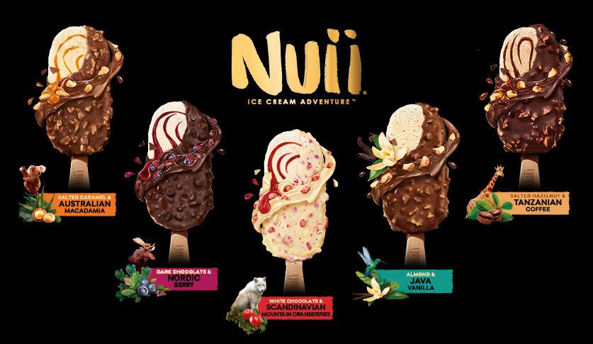 Froneri-Schöller – Nuii. Ice Cream Adventure.