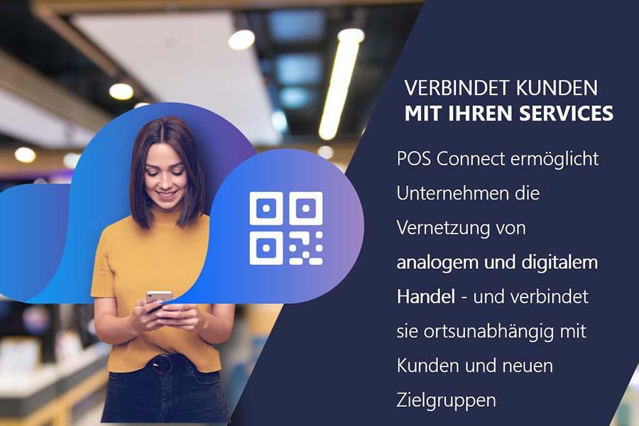POS Connect verbindet Sie digital mit Ihren Kunden